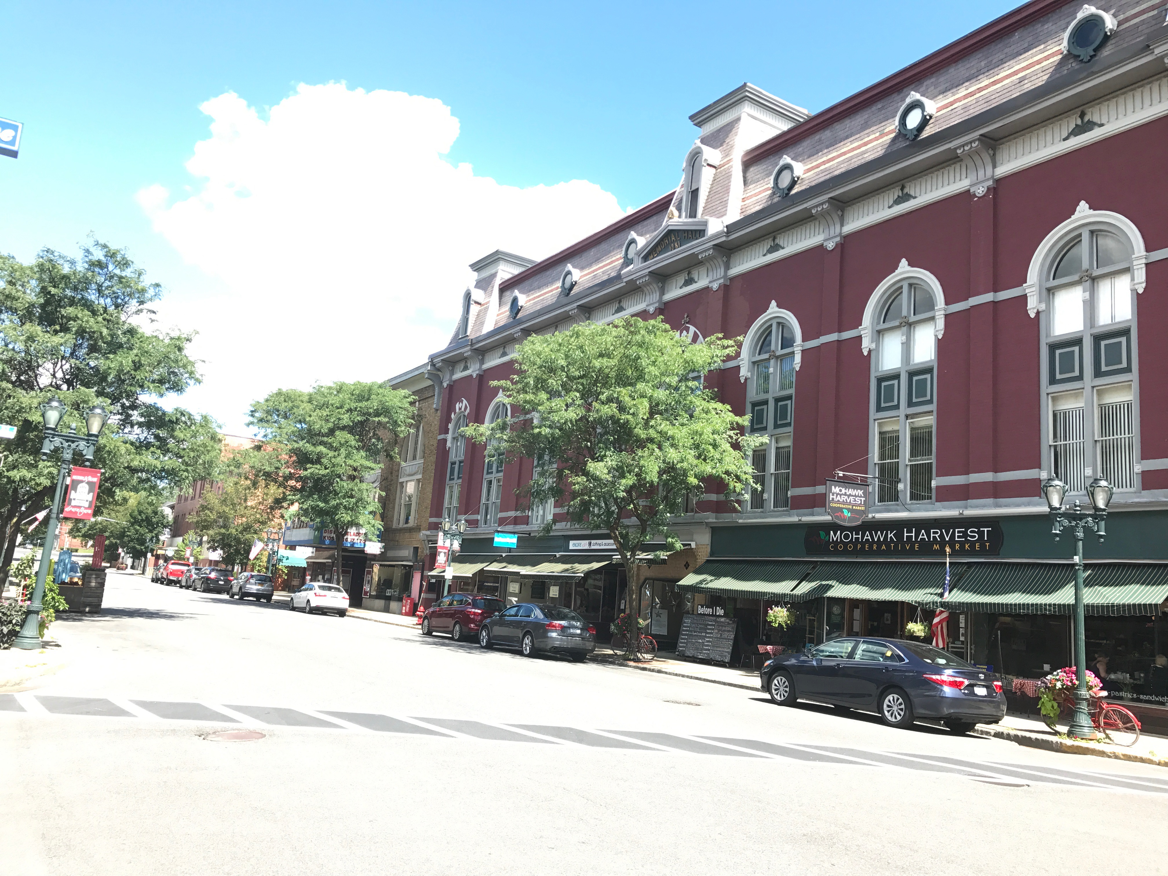 Placemaking as Policy: Gloversville, New York: A ...